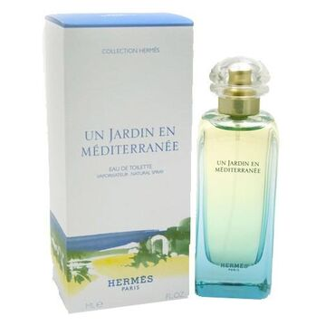 Un Jardin En Mediterranee by Hermes, 3.3 oz EDT Spray Unisex