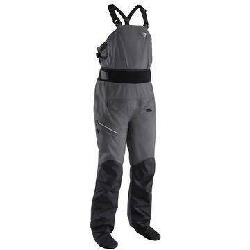 NRS Men's Sidewinder Dry Bibs Size 2X-Large Color Gunmetal