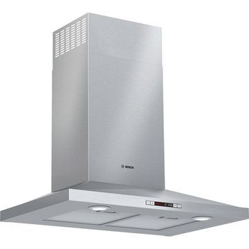 Bosch 30-in Convertible Stainless Steel Wall-Mounted Range Hood (Common: 30-in; Actual: 30-in)