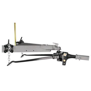 Reese 66540 High Performance Trunnion Style RV Hitch with Shank & 600 lb. Capacity