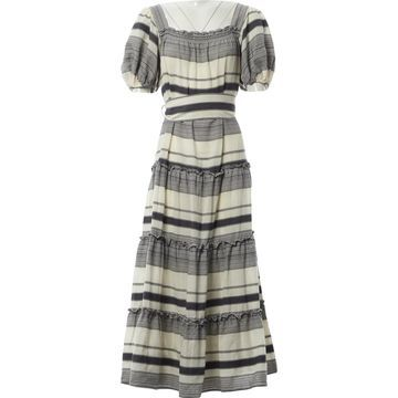 Zimmermann Multicolour Cotton Dresses