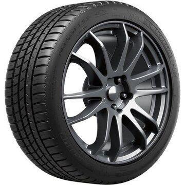 Michelin Pilot Sport All-Season 3+ Ultra-High Performance Tire 235/50ZR17 96Y