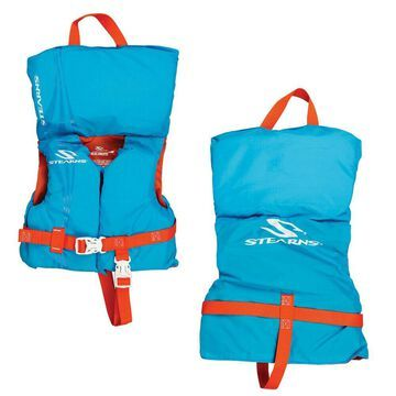 STEARNS 3000002193 CLASSIC INFANT LIFE JACKET UP TO 30LBS WAVE