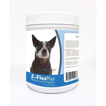 840235101086 Australian Cattle Dog Z-Flex Max Hip & Joint Soft Chews - 170 Count
