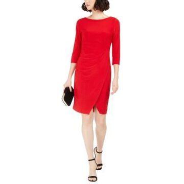 Taylor Draped Jersey Dress