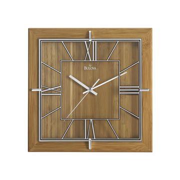 Bulova Studio Clock -C4645