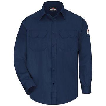 Bulwark FR Uniform ComfortTouch Shirt Big and Tall