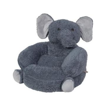 Trend Lab Plush Elephant Character Chair Bedding