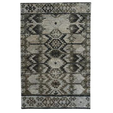 Capel - Bengal 1718 - 3ft 6in x 5ft 6in Oyster