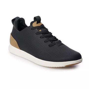 Sonoma Goods For Life Benton Men's Sneakers, Size: Medium (7), Black