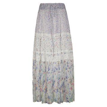 Ermanno Scervino All-over Floral Printed Shorts
