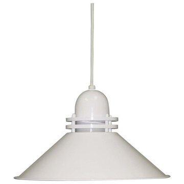 Volume Lighting V1886 1 Light Down Lighting Pendant