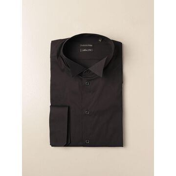 Patrizia Pepe shirt in poplin with diplomatic collar