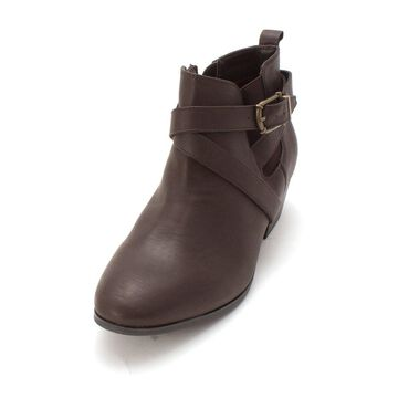 Style & Co. Womens Harperr Almond Toe Ankle Fashion Boots