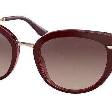 Bvlgari BV8231B 5469E2 Womens Sunglasses Red Size 54