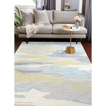 Bashian Gloria Contemporary Abstract Area Rug
