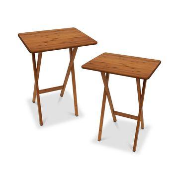 Rectangular Snack Tables