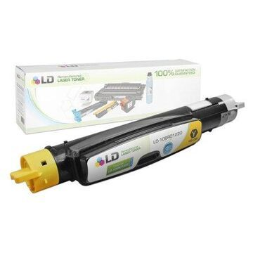 LD Products Phaser 6360 Compatible High Capacity Yellow 106R01220 Laser Toner Cartridge