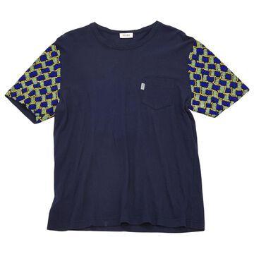 Kenzo Navy Cotton Tops