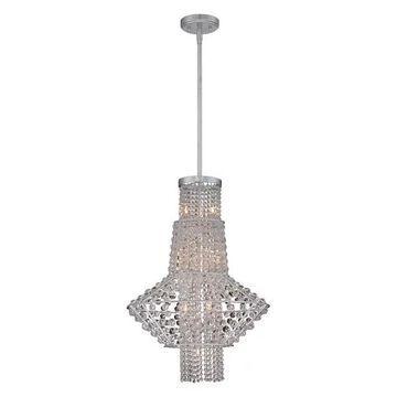 Metropolitan Saybrook Seven Light Pendant N7307-598