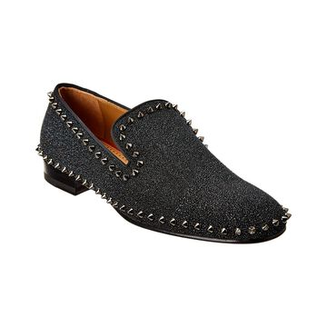Christian Louboutin Casanoboy Leather Loafer