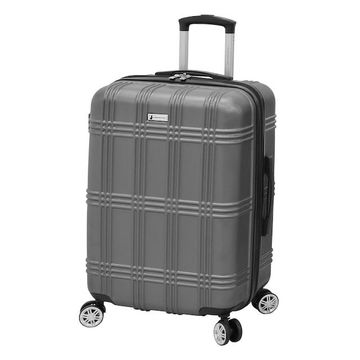 London Fog Kingsbury Expandable Hardside Spinner Luggage
