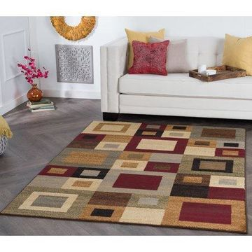 Bliss Rugs Jodi Contemporary Area Rug