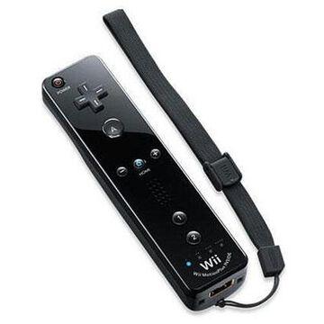 Wii Remote Plus Black