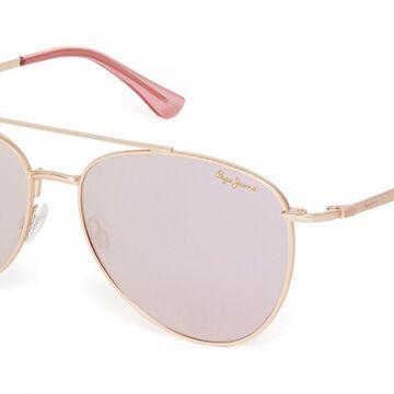 Pepe Jeans PJ5156 C3 Men's Sunglasses Gold Size 59