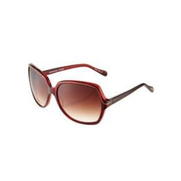 Ilana Oversized Square Acetate Sunglasses