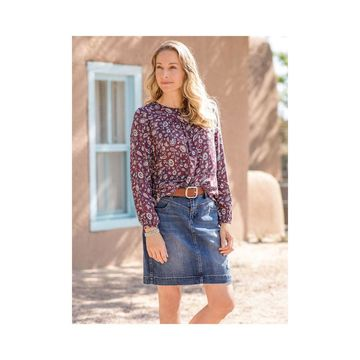 Jag Jeans Sherwood Denim Skirt