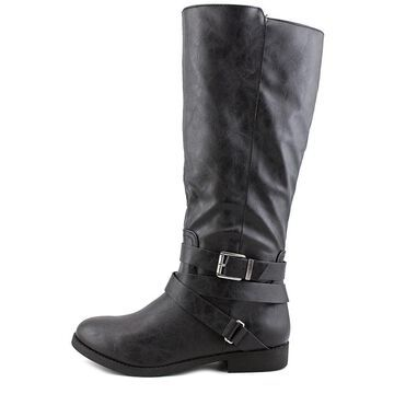 Style & Co. Womens Mayy Closed Toe Knee High Fashion Boots - 5