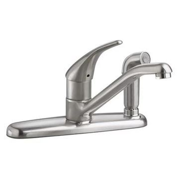 American Standard 4175.503 Colony Soft Kitchen Faucet, Stainless Steel