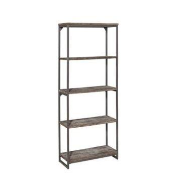 Home Styles Barnside Metro 5-Tier Shelf