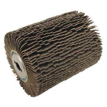 MAKITA 794383-5 Nylon Brush Wheel,For 9741,240 Grit