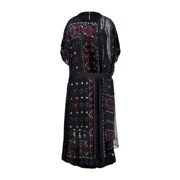 SACAI 3/4 length dresses