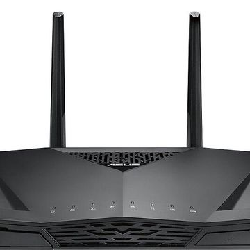 ASUS - AC3100 Dual-Band Wi-Fi Router - Black