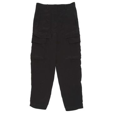 Vanessa Bruno Black Polyester Trousers