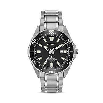 Citizen Promaster Diver Super Titanium Eco-Drive Watch, 44mm