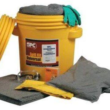 Spc Universal Spill Kit - 20gallon Lab Pack