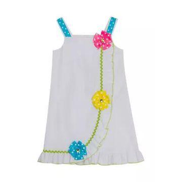 Rare Editions Girls' Toddler Girls Flower Dress - -