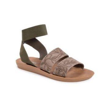 Muk Luks Women's About It Strappy Flat Sandals Women's Shoes