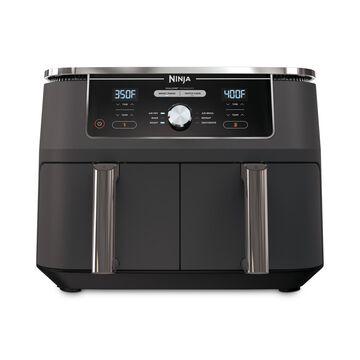 Ninja Foodi 6-in-1 10-qt. Xl 2-Basket Air Fryer with DualZone Technology DZ401