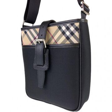 Burberry Black Polyester Bag