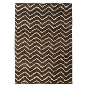 Oriental Weavers Marrakesh Brown-Ivory Area Rug