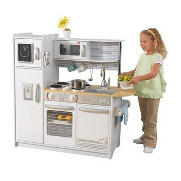 KidKraft Uptown White Play Kitchen