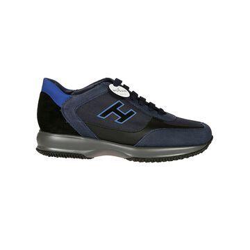 Hogan Interactive H Flock Sneakers