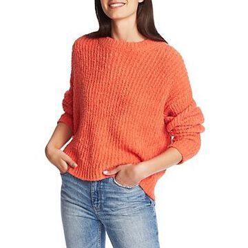 1.state Textured Ribbed Sweater
