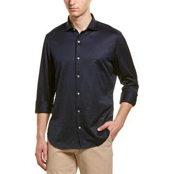 Loro Piana Andrew Woven Shirt