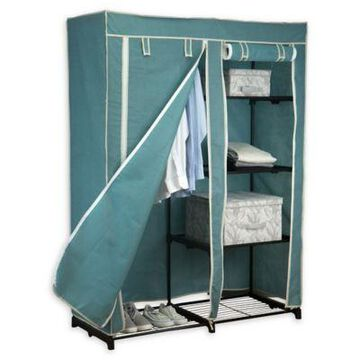Simplify 48-Inch Portable Closet in Blue